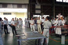 株式会社マエダ  2010年度防災訓練 01