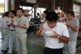 株式会社マエダ  2010年度防災訓練 06