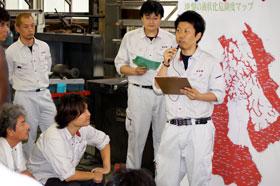 株式会社マエダ  2011年度防災訓練 02
