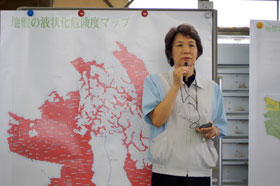 株式会社マエダ  2011年度防災訓練 05