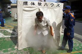 株式会社マエダ  2012年度防災訓練 03