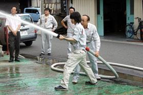 株式会社マエダ  2012年度防災訓練 05