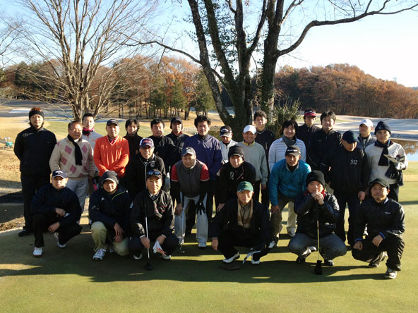 株式会社マエダ  第80回MD会ゴルフコンペ 01