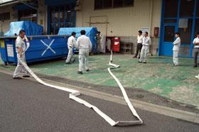 株式会社マエダ  2013年度防災訓練 03