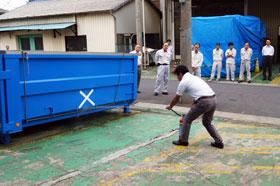 株式会社マエダ  2013年度防災訓練 04