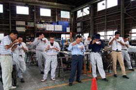 株式会社マエダ  2013年度防災訓練 09