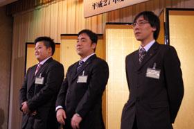 平成27年度株式会社マエダ 協力会社新年会 04