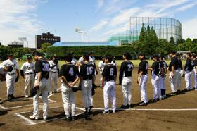 株式会社マエダ  第46回東デ協親善野球大会 一回戦 04