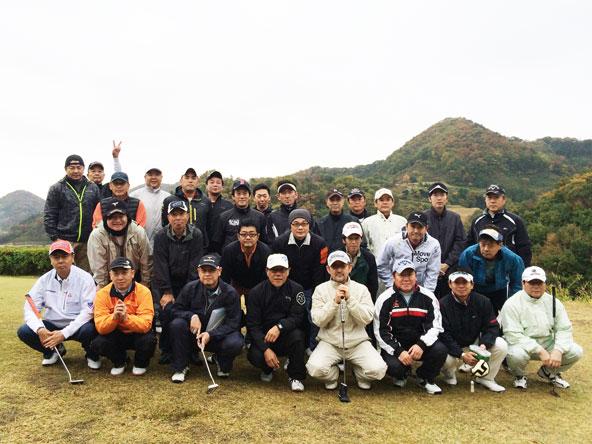 株式会社マエダ  第86回MD会ゴルフコンペ 01