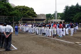 株式会社マエダ  第47回東デ協親善野球大会 一回戦 03