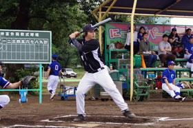 株式会社マエダ  第47回東デ協親善野球大会 一回戦 06