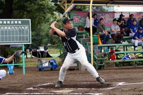 株式会社マエダ  第47回東デ協親善野球大会 一回戦 08