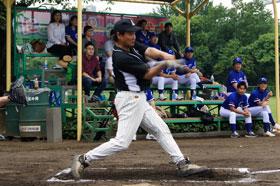 株式会社マエダ  第47回東デ協親善野球大会 一回戦 09