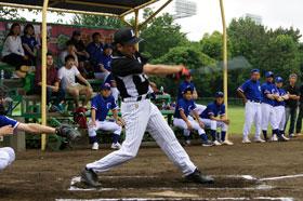 株式会社マエダ  第47回東デ協親善野球大会 一回戦 10