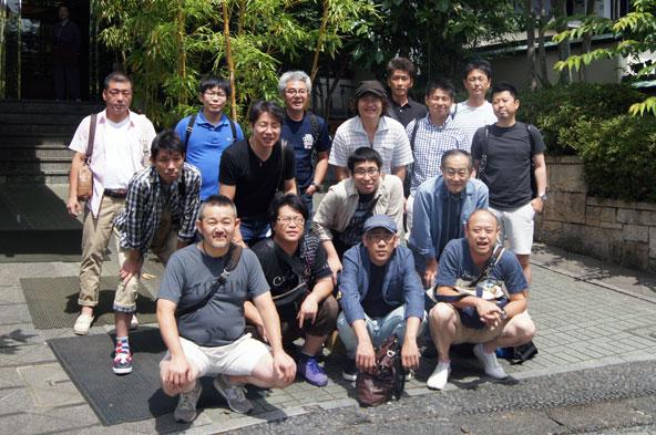 株式会社マエダ  社員旅行営業部 01