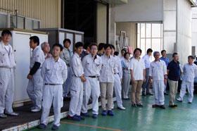 株式会社マエダ  2016年度防災訓練 03