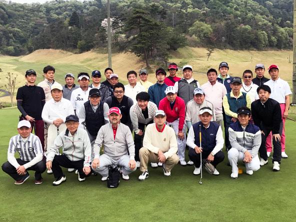 株式会社マエダ  第89回MD会ゴルフコンペ 01