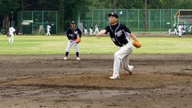 株式会社マエダ  第48回東デ協親善野球大会 一回戦 02
