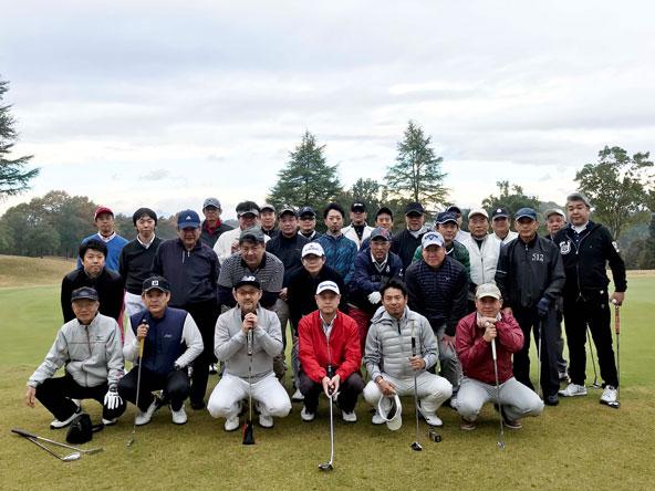 株式会社マエダ  第90回MD会ゴルフコンペ 01