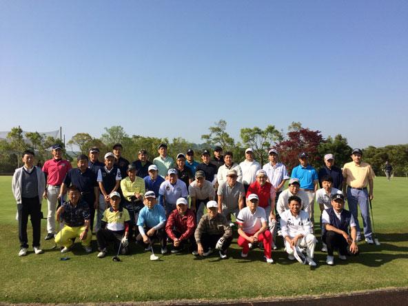 株式会社マエダ  第91回MD会ゴルフコンペ  01