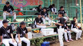 株式会社マエダ  第49回東デ協親善野球大会 一回戦 02
