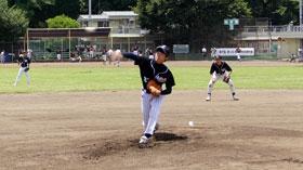 株式会社マエダ  第49回東デ協親善野球大会 一回戦 04
