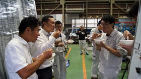 株式会社マエダ  2018年度防災訓練 09