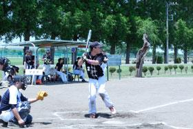 株式会社マエダ  第50回東デ協親善野球大会 一回戦 09