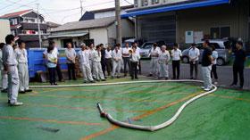 株式会社マエダ  防災訓練 07