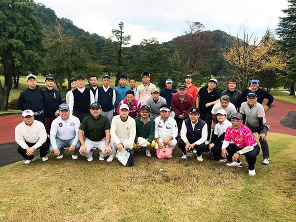 株式会社マエダ  第94回MD会ゴルフコンペ 01