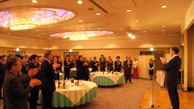 株式会社マエダ  令和2年度協力会社新年会 08