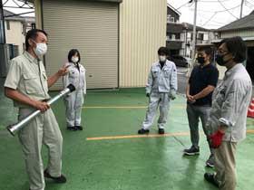 株式会社マエダ2021年度防災訓練06
